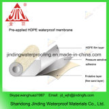 HDPE Band die omhoog Membraan waterdicht maken