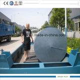 Escudo do coco de 15 toneladas que recicl à máquina ativa da pirólise do carbono