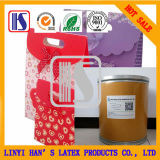 Pegamento adhesivo líquido blanco superventas del acetato de polivinilo para el conjunto