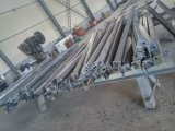Tubo d'acciaio saldato con l'alta qualità usata per la struttura d'acciaio
