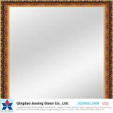 Espelho de prata de bom preço / espelho de alumínio para aplicação doméstica