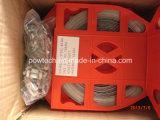 Het vastbinden van Hulpmiddelen voor de Band van het Roestvrij staal, Gesp voor de Montage van de Kabel Clamps/ADSS