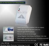 Qualität Gleichstrom-12V verdrahteter Vernetzungs-Gas-Leck-Detektor (SFL-817)