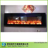 Shandong 4mm het Ceramische Glas 5mm Op hoge temperatuur van de Open haard voor Open haard