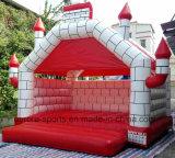 Aufblasbare aufprallende Schloss-Luft-Prahler-aufblasbare Trampoline für Verkauf
