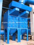 Mechanischer rüttelnder Typ Fabrik-Staub, der Gerät montiert