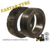 15*5*111/4 Appuyer-sur le pneu solide de la vente en gros de constructeur d'OIN de la Chine