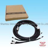 Impression en surcharge de fibre optique pour le système de régulation Dt-950 Kplg-300 de Taiyo