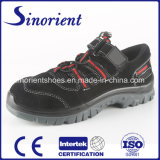 Zapatos de seguridad de la guarnición respirable del acoplamiento que suben RS6170