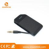 Zoweetek NFC-Enabled Wireless Wireless Transmitter Receiver 2 en 1 pour n'importe quel lecteur audio Zw-419