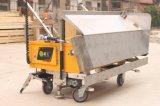 Rappresentazione della parete di Pupular Automactic del Wold che intonaca macchina per il cantiere
