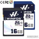 Winfos Patent Design, Hoge snelheid 16GB BR Card, Class 10