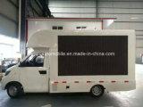 4X2 kleines mobiles bekanntmachendes LED Bildschirm-Bildschirmanzeige-Fahrzeug