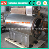 Fabrication 2016 professionnelle électrique/machine Nuts de torréfaction soja inoxidable du gaz 304