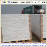 디지털 인쇄 및 훈장을%s 고품질을%s 가진 Simi 광택 있는 정면 Lit PVC에 의하여 박판으로 만들어지는 기치