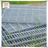 Steel galvanizado Bar Grating para Platform
