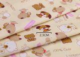 Tissu imprimé en coton