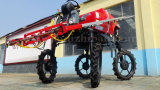 진흙 필드 및 농장을%s Aidi 상표 4WD Hst 농약 스프레이어