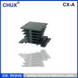Radiateur de relais de radiateur de chauffage de relais semi-conducteur (CX-A)