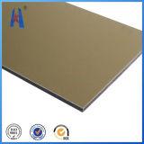 ACP composé en aluminium extérieur de panneau de l'usine professionnelle PVDF