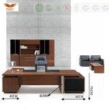 Fsc Forest Certified New Fashion Design Office Furniture Executivo Moderno Diretor Office Desk