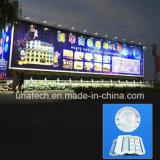 ライトを広告するLEDの屋外の掲示板