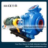 Mineralrückstand-Handhabungsgerät-zentrifugale Schlamm-Hochleistungspumpe mit Elektromotor