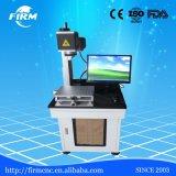 Östlicher Laser-Ausschnitt und Gravierfräsmaschine mit auf und ab Tisch