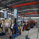 cabo de alumínio do fio encalhado ACSR do núcleo de aço padrão de 0.6/1kv ASTM