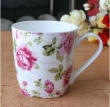 Taza de café de la taza de cerámica para los regalos