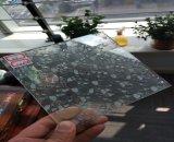 Gelo de vidro da escultura do gelo que cinzela o vidro para a decoração