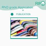 Rnd-54 Materialen van de Etiketten van de Indigo van het water de Bestand Geschikt om gedrukt te worden met MSDS & RoHS