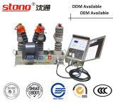 Тип напольный высоковольтный автомат защити цепи Stong Zw32-12m вакуума