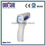 헬스케어 몸의 접촉이 없는 빠른 독서 이마 적외선 온도계 (FR 907)