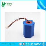 POSターミナル電池4.4ah 11.1V 18650のリチウムイオン電池