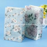 Sacos de papel de empacotamento do aniversário do projeto elegante