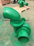 Bomba de água Diesel agricultural Iq200-280 de 8 polegadas