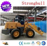 Машина конструкции Srtrongbull сверхмощная 2 Zl33 тонны затяжелителя колеса