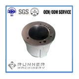 ステンレス鋼CNCの機械装置部品を投げるISO9001投資によって失われるワックス