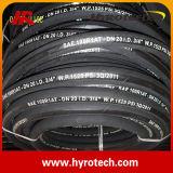 Hydraulischer Schlauch SAE 100 R3 u. Faser-Flechten-hydraulischer Schlauch