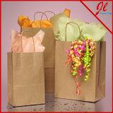 Rinted et euro sacs d'emballage réutilisés d'Eco-Papier d'emballage