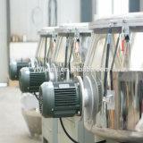 Équipement de mélange horizontal industriel pour revêtement en poudre