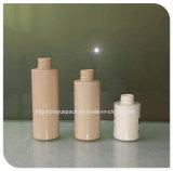 50ml-150ml High Class Round Series Pet Plastic Lotion Bottle con Acrylic Cap