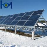 3.2mm moderou baixo vidro AR-Revestido do ferro para o painel solar