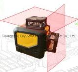360-graad het hetvlakke Nivelleren en Niveau van de Laser van de Lijn van de Groepering (SD902C)