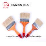 Cepillo de pintura de la cerda con la manija de madera (HYW019)