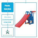 カスタマイズされたプラスチック製品の子供の子供のプラスチックおもちゃのスライドの注入型