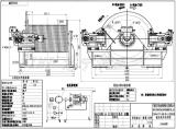 argano idraulico 177kn con la funzione libera di caduta ed il freno del compasso