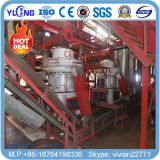 usine chaude de boulette en bois de pin de vente de 8t/H Chine