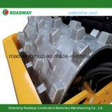 3 Tonnen-grössere Graben-Rolle, Fahrt auf hydraulische Vibrationsgraben-Rolle,